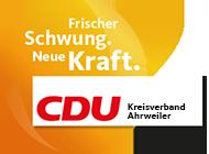 CDU-Kreisverband Ahrweiler Logo